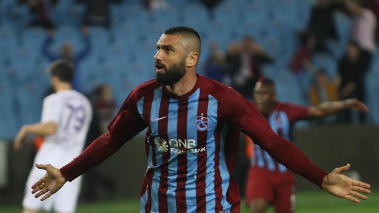 Kral geri döndü! Trabzonspor küllerinden doğdu...