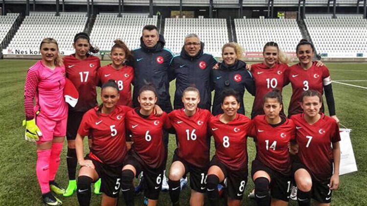 A Milli Kadın Futbol Takımı'nın aday kadrosu belirlendi