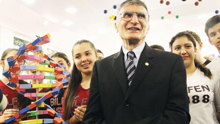 Nobel ödüllü Sancar'dan MEB'e STEM önerisi