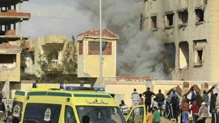 Son dakika... Mısır'da camide katliam! Ölü sayısı artıyor