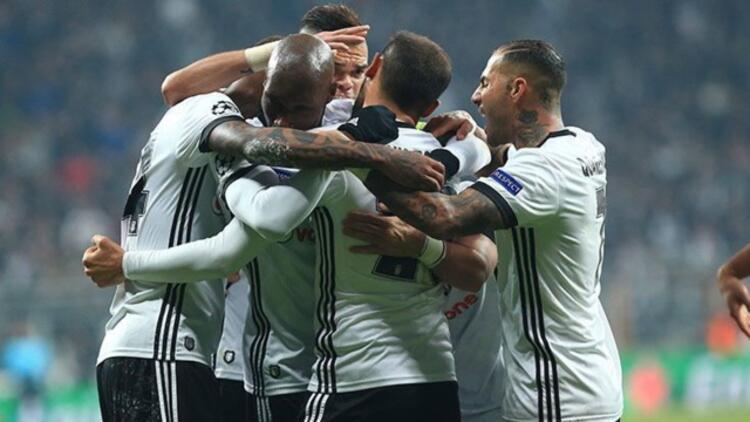 Tarihe geçen Beşiktaş 11'i! Sadece 5.3 milyon Euro'ya...