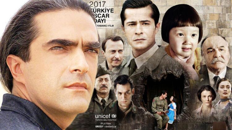 Ayla filminde telif krizi