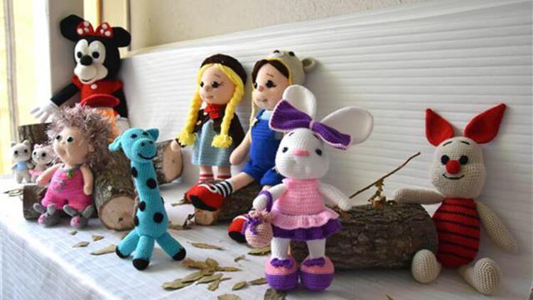 Amigurumi oyuncak maymun – 10marifet.org | 422x750