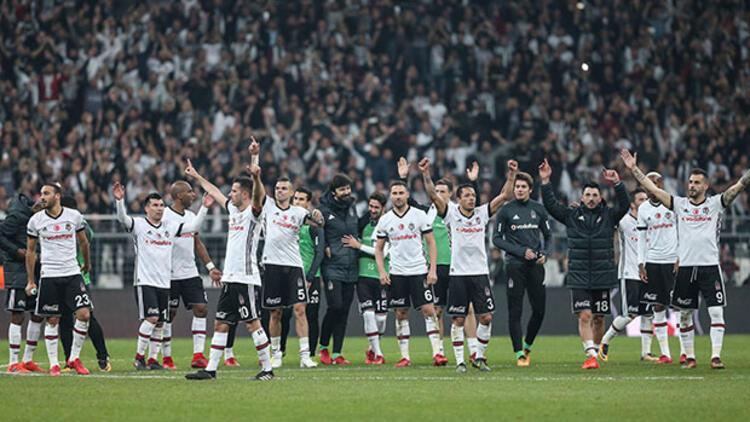 Beşiktaş rekor kırdı