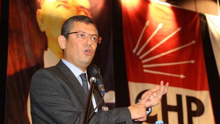 CHP'li Özgür Özel: Salı günü büyük bomba patlayacak