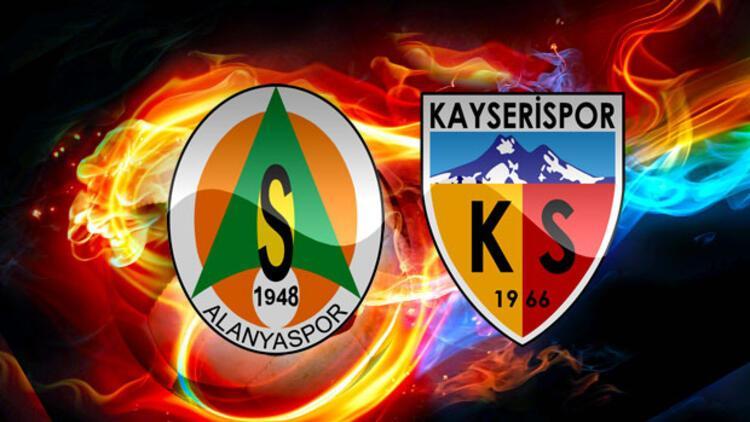 Aytemiz Alanyaspor Kayserispor maçı ne zaman saat kaçta hangi kanalda