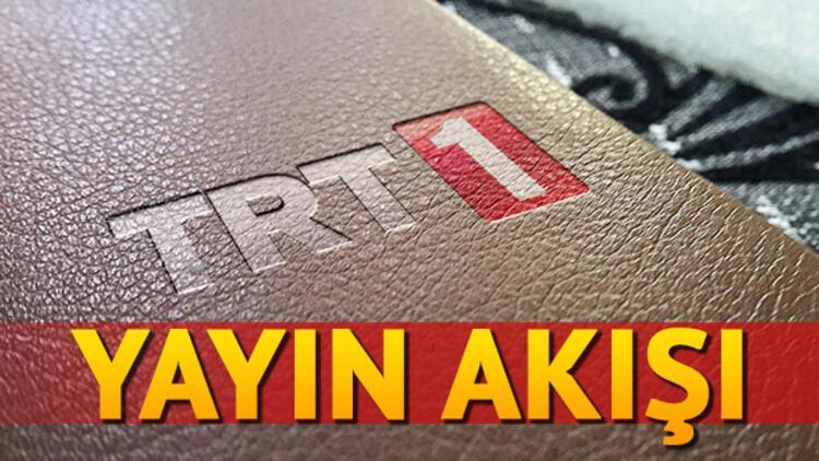 TRT 1 yayın akışı 6 Aralık Çarşamba günü hangi programlar var