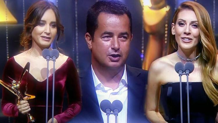 44. Pantene Altın Kelebek Ödülleri'ni kimler kazandı? İşte kazananlar listesi