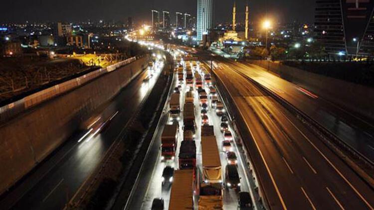 İşte trafiğe kayıtlı araç sayıs