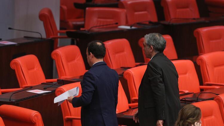 TBMM'de bir ilk... HDP'li Osman Baydemir'e 'Kürdistan' cezası