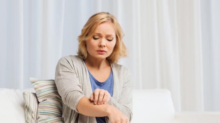 Kaşıntı Önemli Hastalıkların Habercisi Olabilir