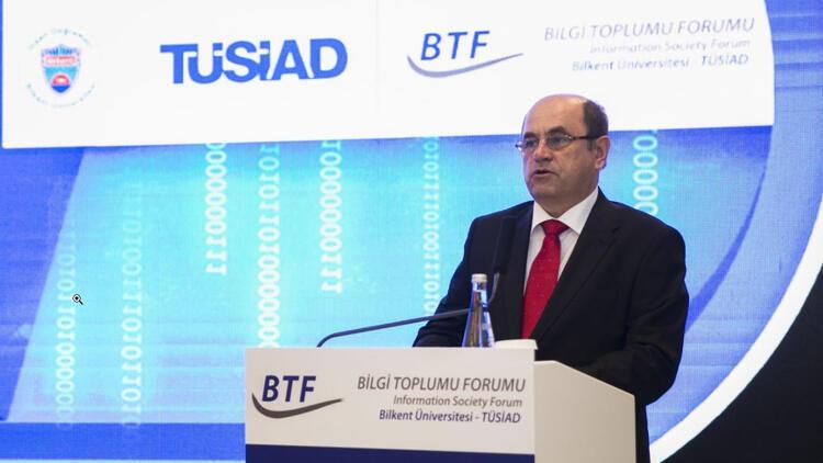 """TÜSİAD ve Bilkent Üniversitesi'nden """"İş Hayatında Bilgi Güvenliği"""" konferansı"""