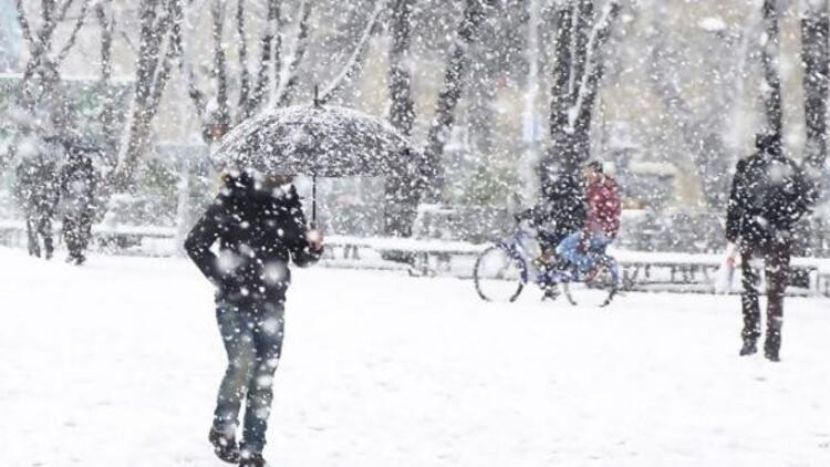 Balkanlar'dan kar geliyor! İstanbul'da kar yağacak mı?