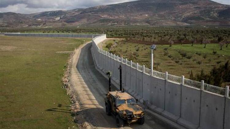 Teröristlere sınırda yeni tarife! Önce eşlerini gönderiyorlar