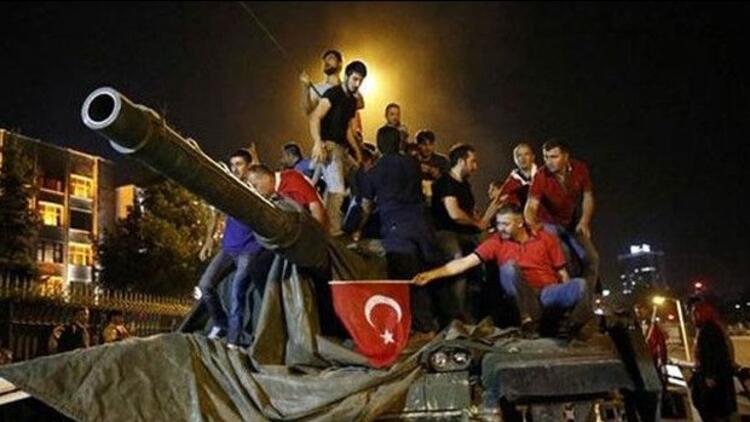 Darbe girişiminin bastırılması için hareket eden sivillere de yargı zırhı