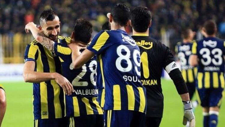 Fenerbahçe'de istatistik lideri belli!