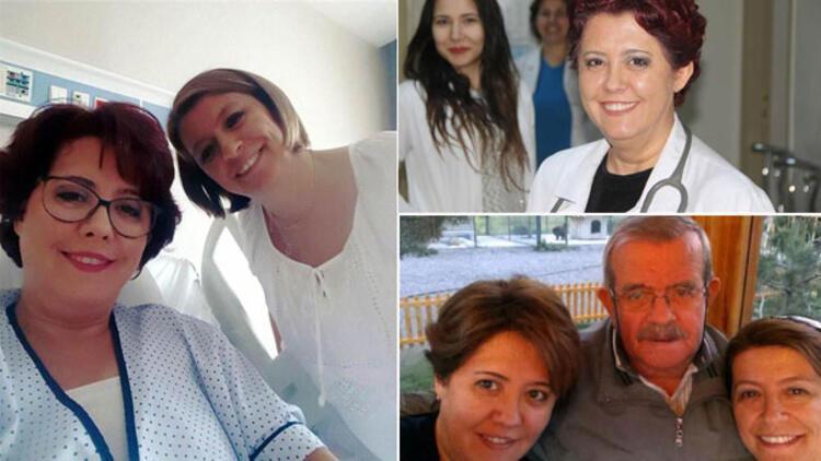 Doktor kız kardeşlerin kanserle mücadalesi...