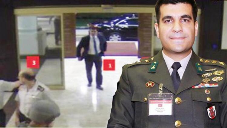 'FETÖ'cüyüm diyerek teslim olan Yüzbaşı Burak Akın ile ilgili şok iddia
