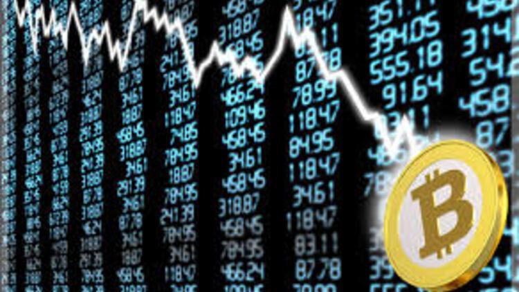 Bitcoin düştükçe düşüyor Bitcoin ne kadar