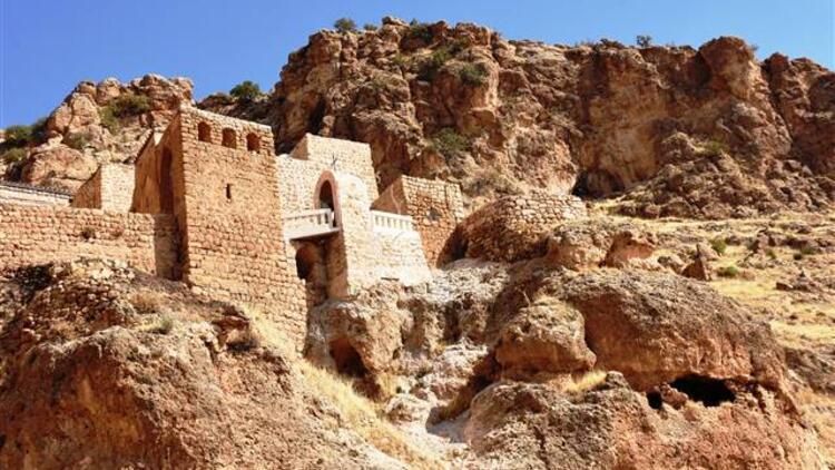 1700 yıllık Mor Evgin Manastırı keşfedilmeyi bekliyor