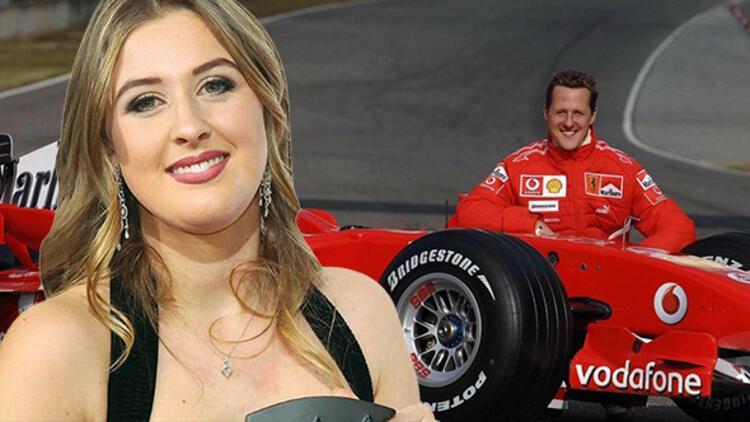 Kızından Schumacher'e: Mücadeleye devam