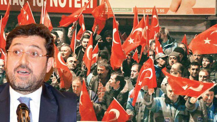 CHP'de Beşiktaş şoku