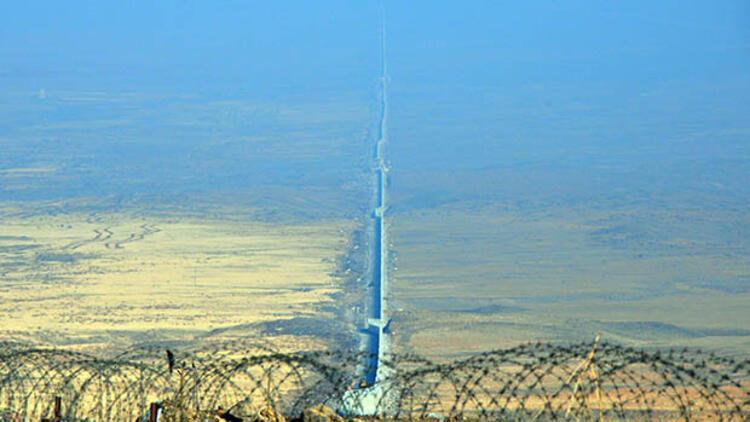 Türkiye - İran sınırında son durum! Yüzde 50'si  tamam