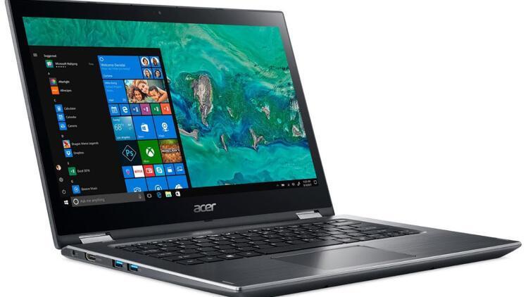 Acer Nitro 5 ve Spin 3 sahneye çıktı: İşte özellikleri