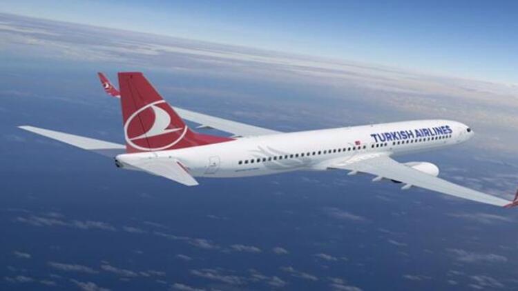 Uçakta olay Pilot kavga etti... Yolcular bekledi