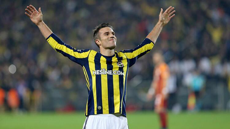 Van Persie'nin 1 golü 2.3 milyon TL