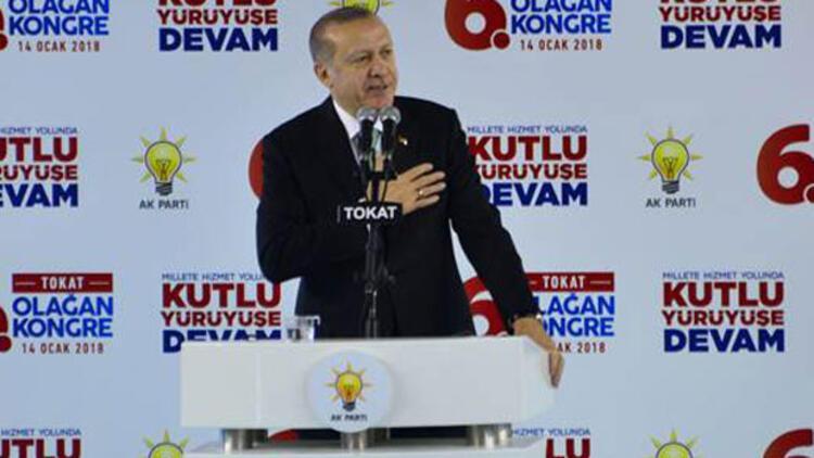 Erdoğan'dan Afrin operasyonu için net açıklama