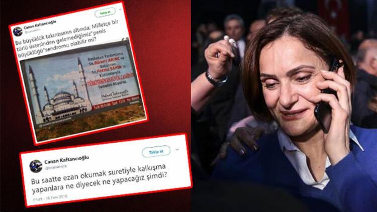 Canan Kaftancıoğlu'nun tweet'leri sosyal medyada tepki çekti