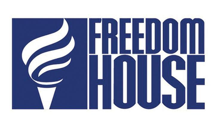 Freedom House'a göre Türkiye 'özgür' değil