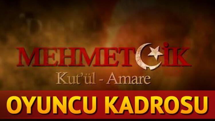 Mehmetçik Kutül Amare dizisinin oyuncuları kimdir? Mehmetçik Kutül Amare dizisi oyuncu kadrosu