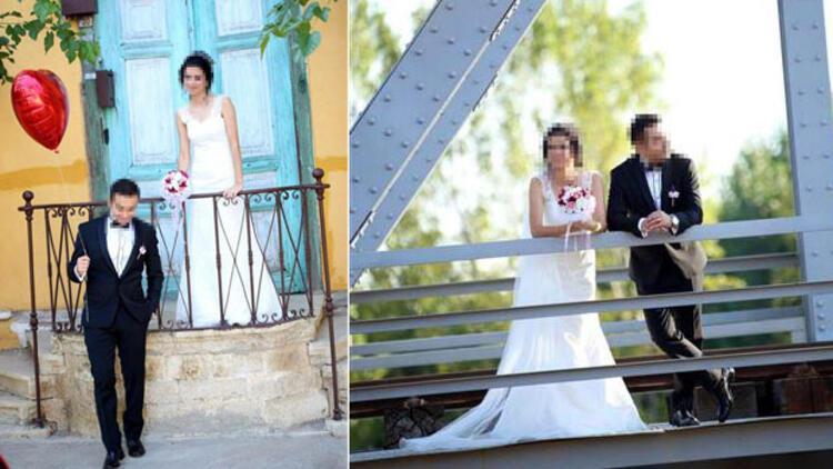 Düğün fotoğraflarını beğenmeyince...