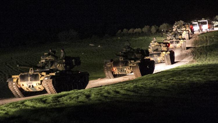 Jetlerimiz Afrini vurdu... Türkiye tek yürek
