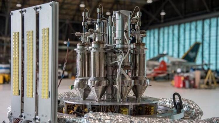 NASA'dan çöp kutusu büyüklüğünde nükleer reaktör