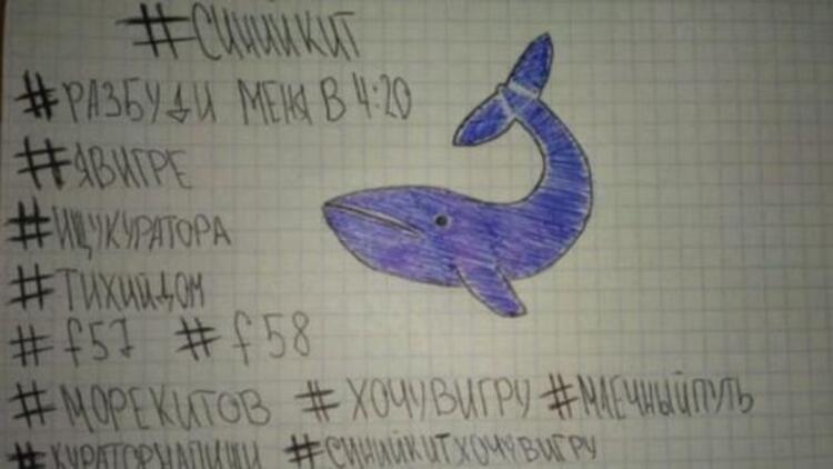 Instagram'dan mavi balina oyunu için büyük önlem!