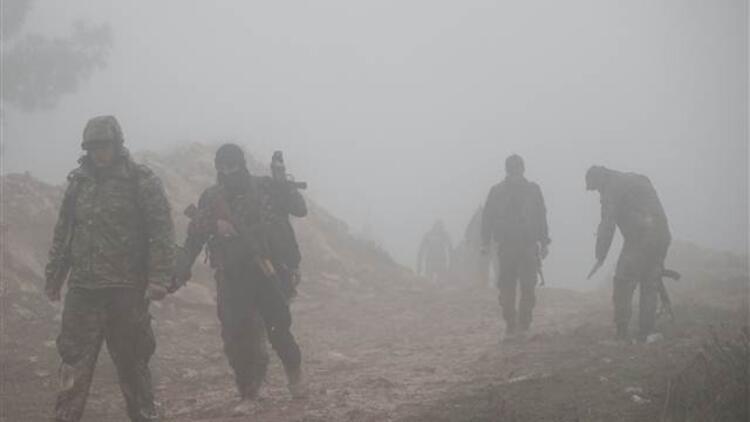 Afrin'de sıcak gelişme...Üsteğmenin şehit düştüğü köy teröristlerden alındı