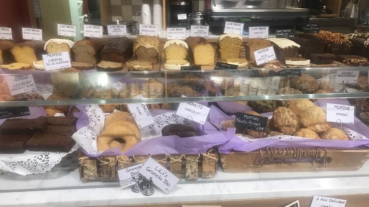 Paris'in kek cenneti: Lili's  Brownıes