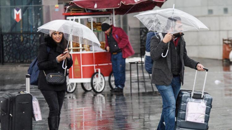 İstanbul'a kar ne zaman yağacak? Hava durumu uyarısı