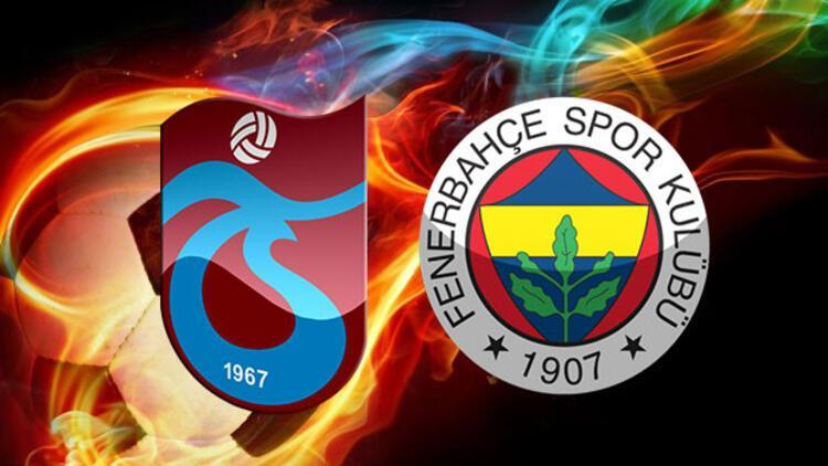Trabzonspor Fenerbahçe maçı saat kaçta hangi kanalda? TS FB 11'leri belli oldu mu?