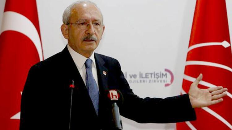 Kılıçdaroğlu: Yakında onların isimlerini açıklayacağız