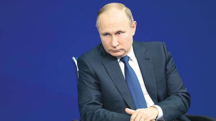 Kara listede bir Putin eksik