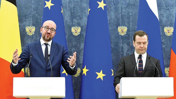 Belçika Başbakanı: Türkiye'nin Avrupa  Birliği'nde yeri yok