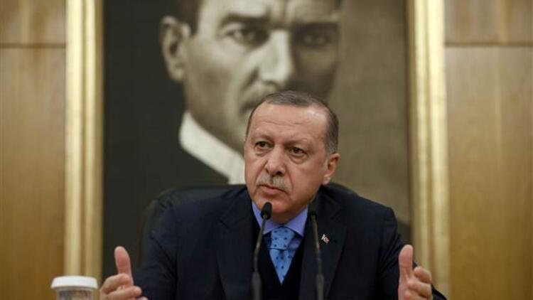 Cumhurbaşkanı Erdoğan'dan havalimanında son dakika açıklamaları...