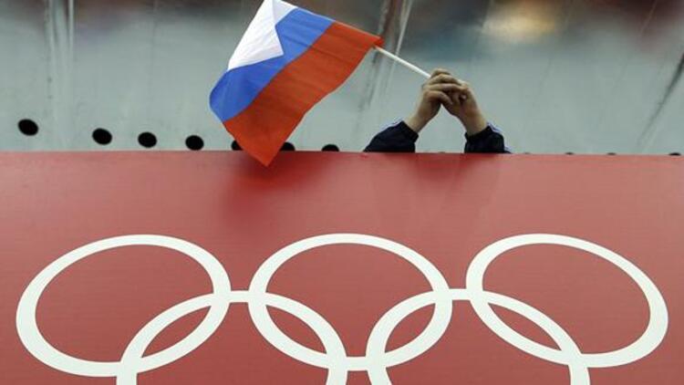 13 Rus sporcu olimpiyatlara alınmadı!