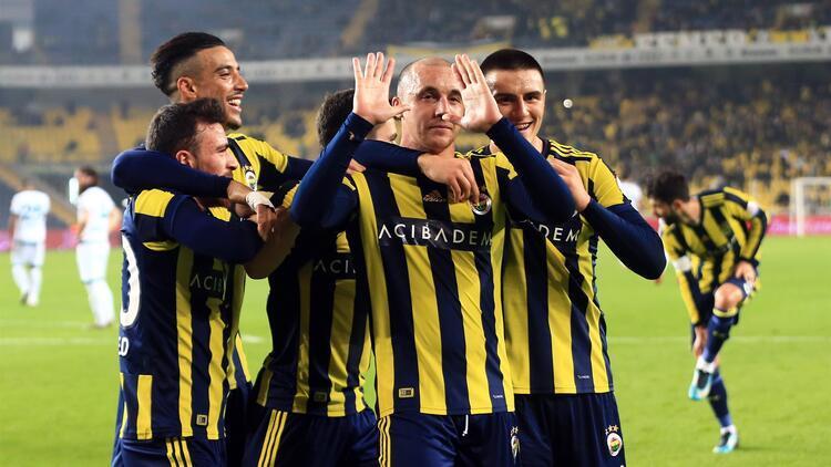 Fenerbahçe yarı finalde Beşiktaş'ın rakibi oldu! İşte maçın özeti ve golleri