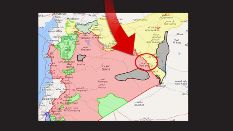 Gece yarısı sıcak gelişme: Esad PYD'yi ABD Esad'ı vurdu!