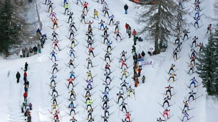 Kış Olimpiyat Oyunları'nda en çok madalya Norveç'te